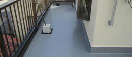 屋上防水改修